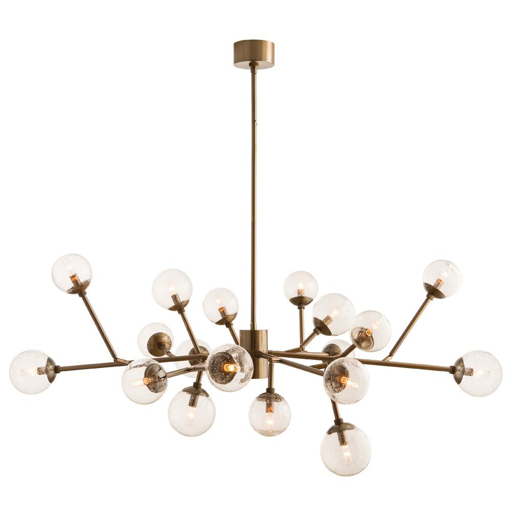 arteriors dallas chandelier chandelier neenas lighting