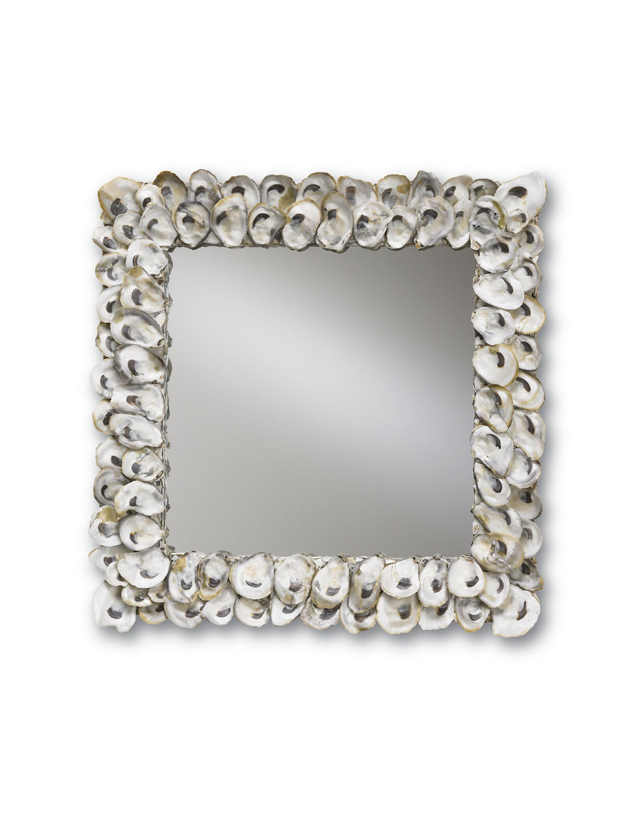 Oyster Shell Mirror 390.0000