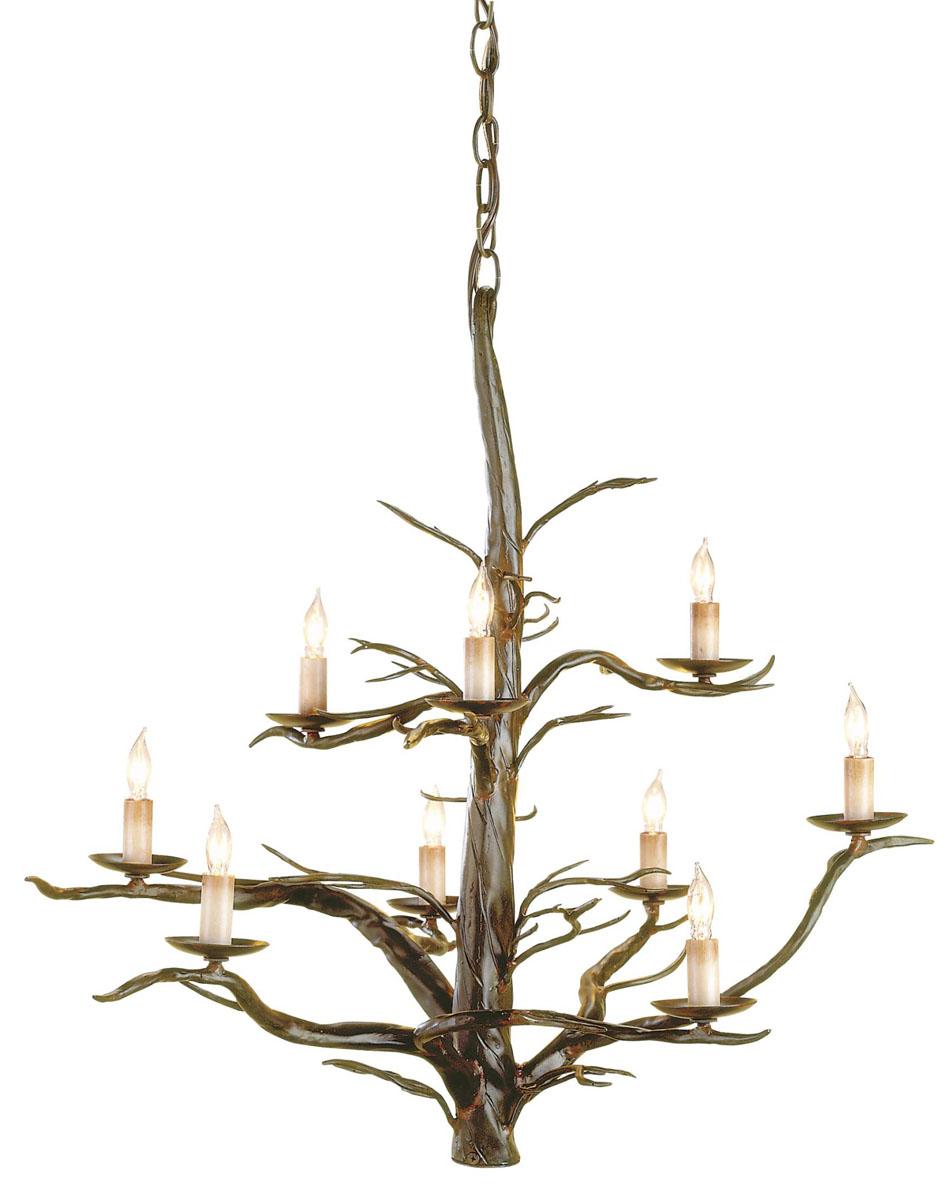 Currey Treetop Chandeliers Neenas Lighting
