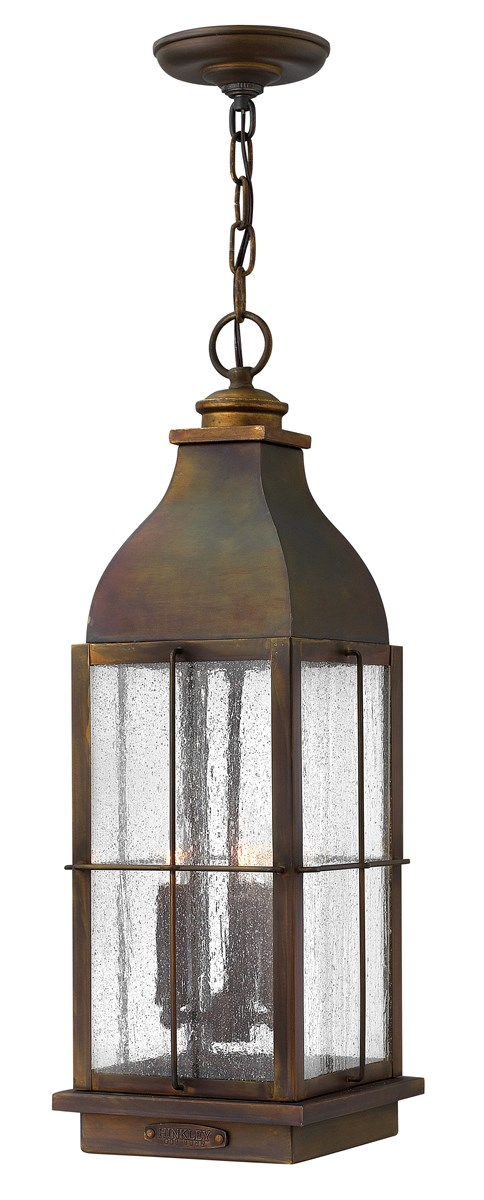 3 Light Bingham Outdoor