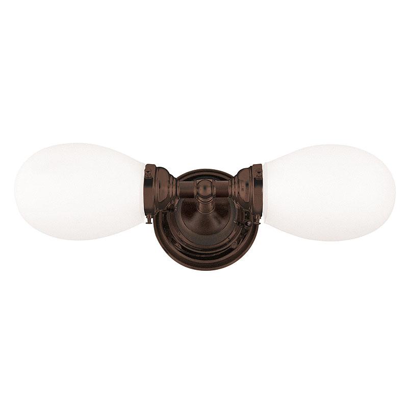 hudson valley edison collection 2 lights bath bracket bath and vanity. Black Bedroom Furniture Sets. Home Design Ideas