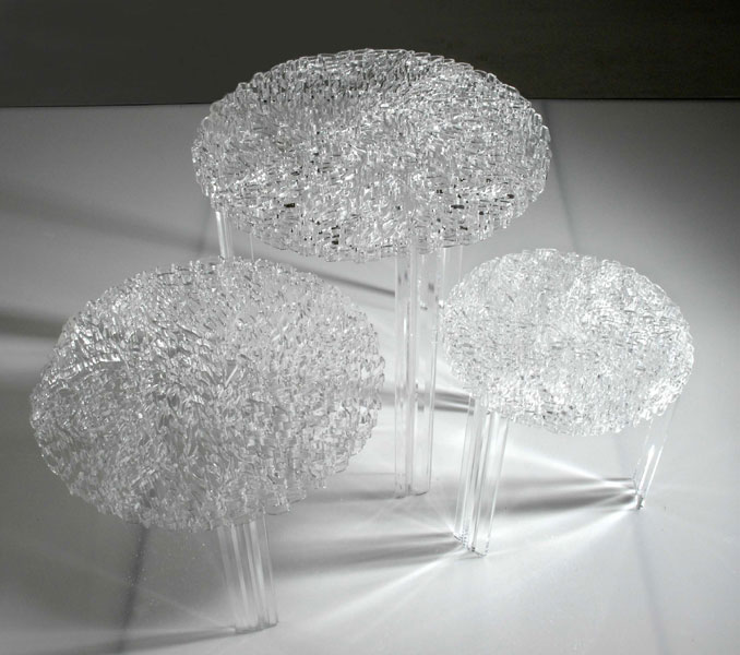 Kartell Ttable Patricia Urquida, Furniture  Neenas Lighting -> T Table Kartell