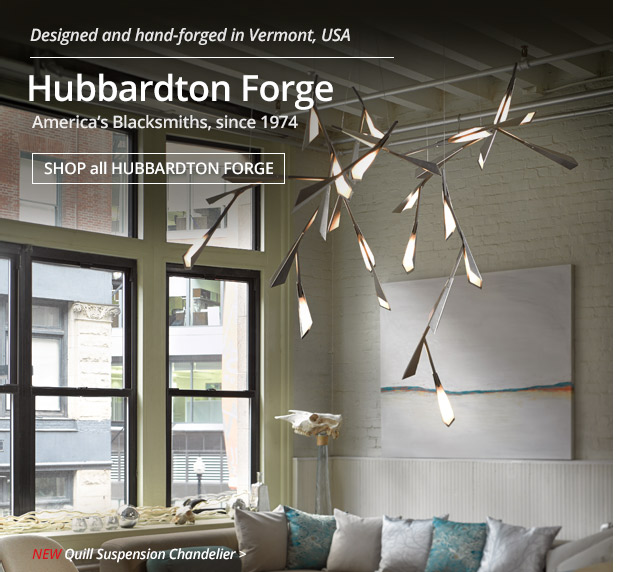 Shop all Hubbardton Forge Lighting at Neenas Lighting