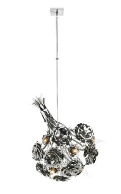 Brand Van Egmond Chandelier, Contemporary Chandelier, LA VIE EN ROSE