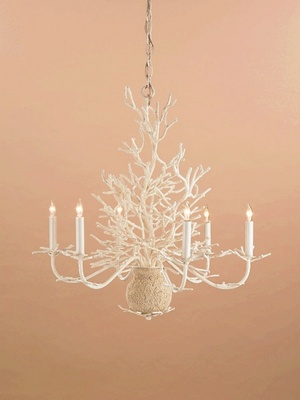 Currey And Company Chandelier, Contemporary Chandelier, Seaward Chandelier
