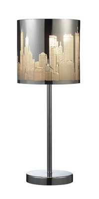 Skyline 1-Light Portable Lamp