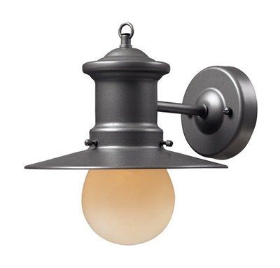 1- Light Outdoor Sconce