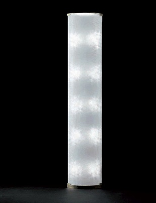 Pirellone Floor lamp with