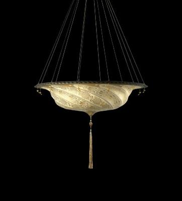 SCUDO SARACENO CHANDELIER GLAS 1152.8900
