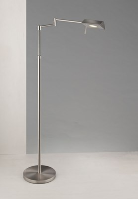 Two-Tone Led Series Floor Lamp