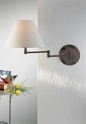 Swing-Arm Wall Sconce