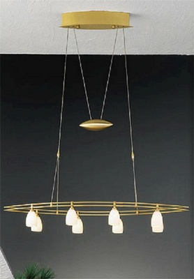 Low-voltage Chandelier