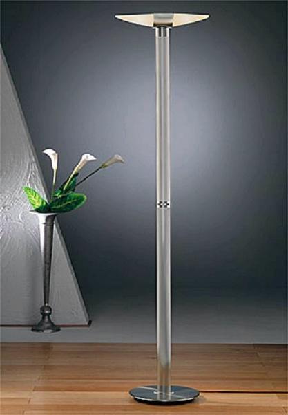 holtkotter halogen torchiere floor lamp neenas lighting. Black Bedroom Furniture Sets. Home Design Ideas