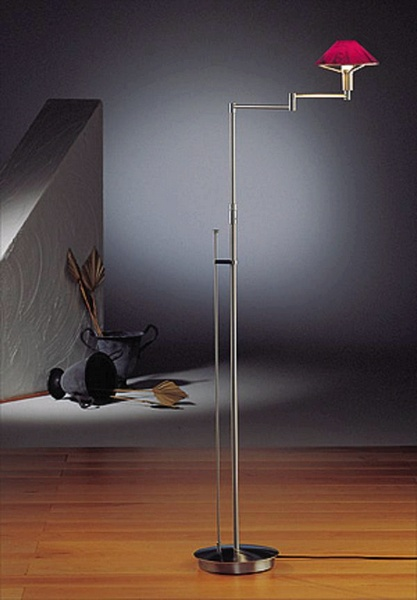 Holtkotter Floor Lamp, Halogen Floor Lamp