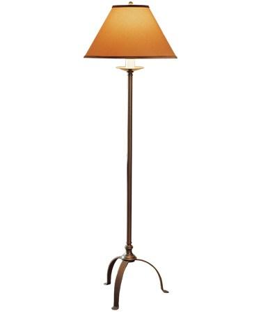 Simple 3 Leg Base Floor Lamp