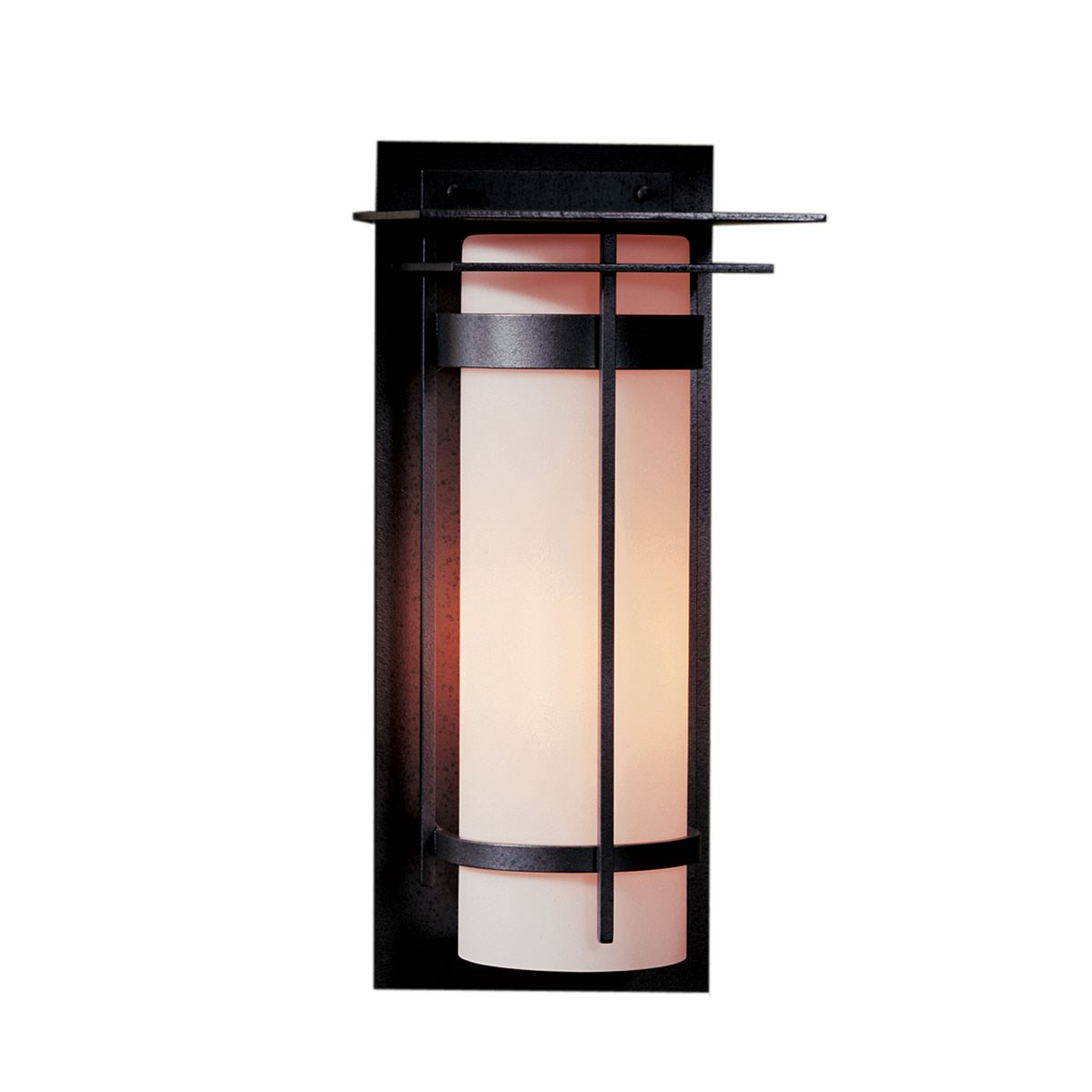 new style 5e8f8 1b2b5 Banded with Top Plate Large Outdoor Sconce