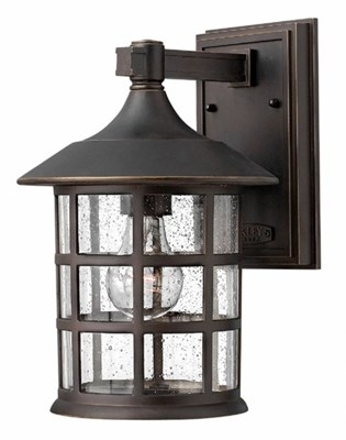 1 Light Freeport Outdoor