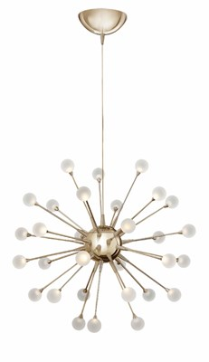 Impulse Single Tier Foyer Chandelier
