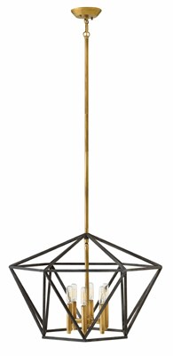 Chandelier Theory Single Tier Stem Hung