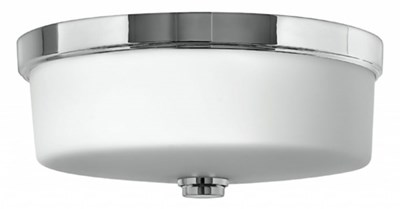 3 Light Flush Mount Bath