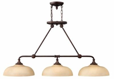 3 Light Thistledown Chandelier
