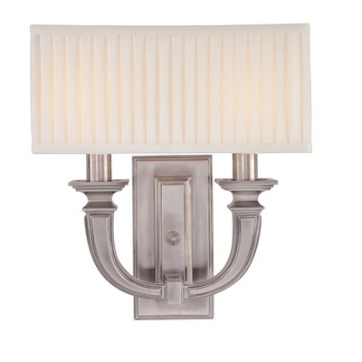 Phoenicia 2 Light Wall Sconce