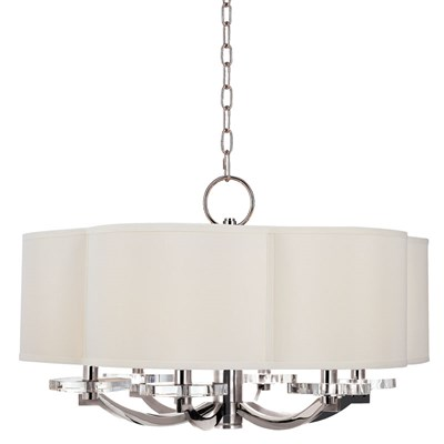 Garrison 6 Light Chandelier