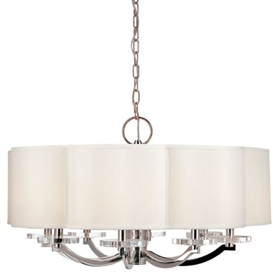 Garrison 8 Light Chandelier