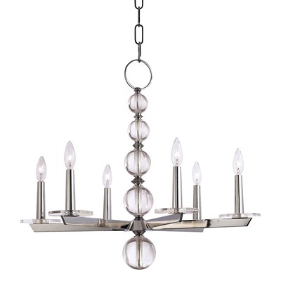 Ashley 6 Light Chandelier