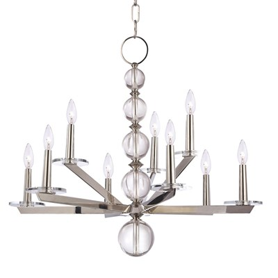Ashley 9 Light Chandelier