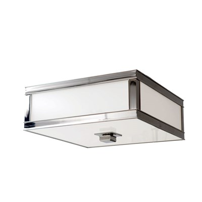 Preston 1 Light Flush Mount
