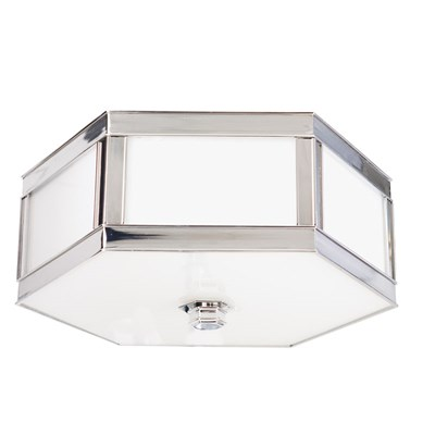Nassau 1 Light Flush Mount