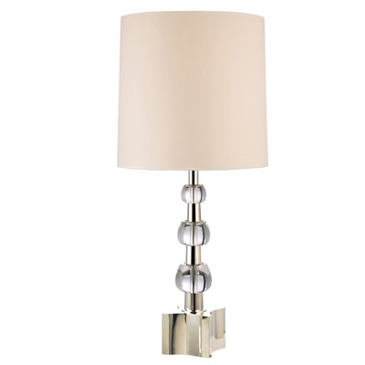 Kentfield 2 Light Table Lamp With Crys