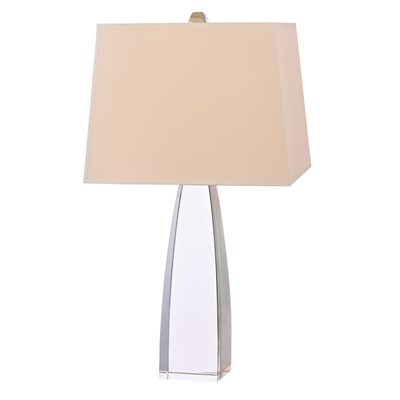 Delano 1 Light Small Table Lamp Wit