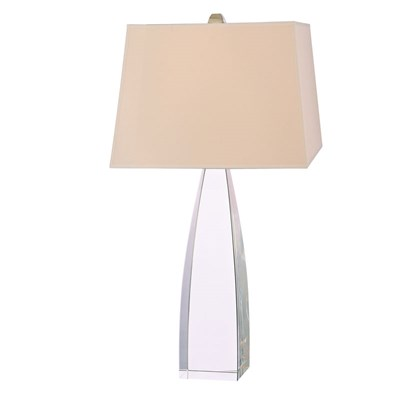 Delano 1 Light Large Table Lamp Wit