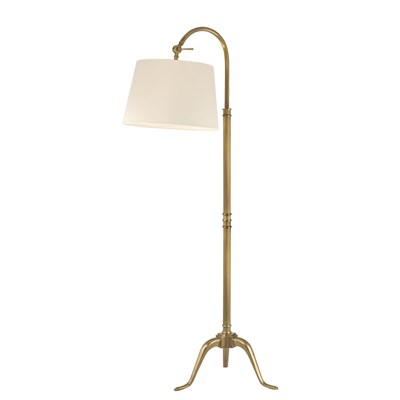 Burton 1 Light Arc Floor Lamp