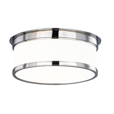 Geneva 2 Light Flush Mount