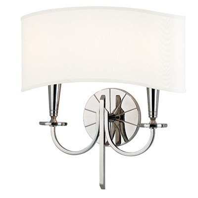 Mason 2 Light Wall Sconce