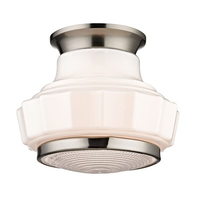 Odessa 1 Light Semi Flush