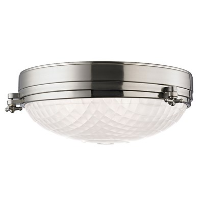 Belmont 3 Light Flush Mount