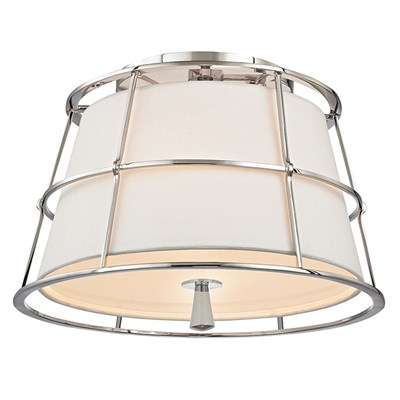 Savona 2 Light Semi Flush