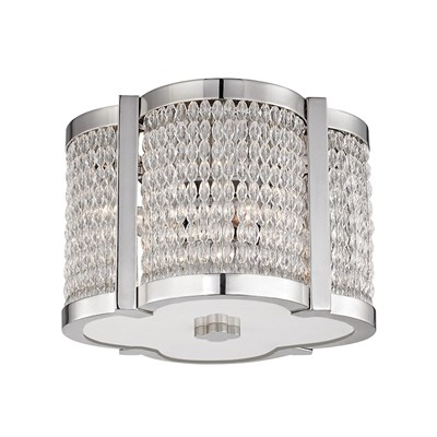 Ballston 4 Light Flush Mount