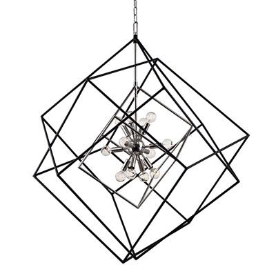 Roundout 12 Light Pendant