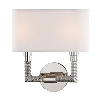 Dubois 2 Light Wall Sconce