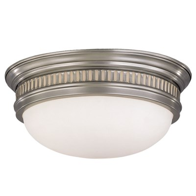 Lockport 2 Light Flush Mount