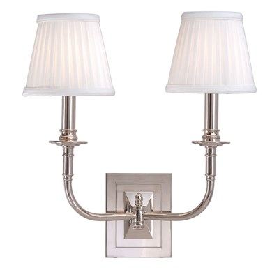 Lombard 2 Light Wall Sconce