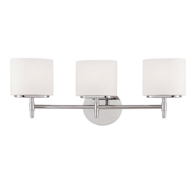 Trinity 3 Light Bath Bracket