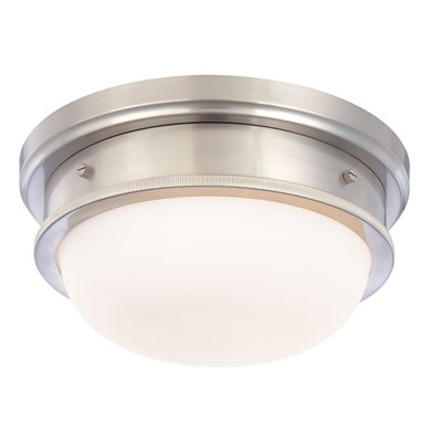 Trumbull 2 Light Flush Mount