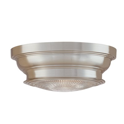 Woodstock 1 Light Flush Mount