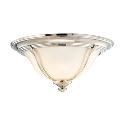 Carrollton 1 Light Flush Mount